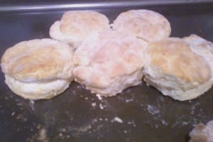 Trying New Things: Baking Biscuits