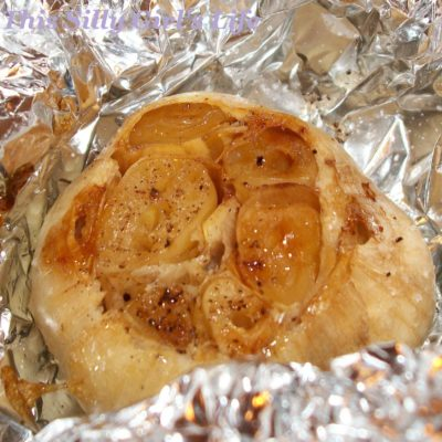 How To: Roasted Garlic