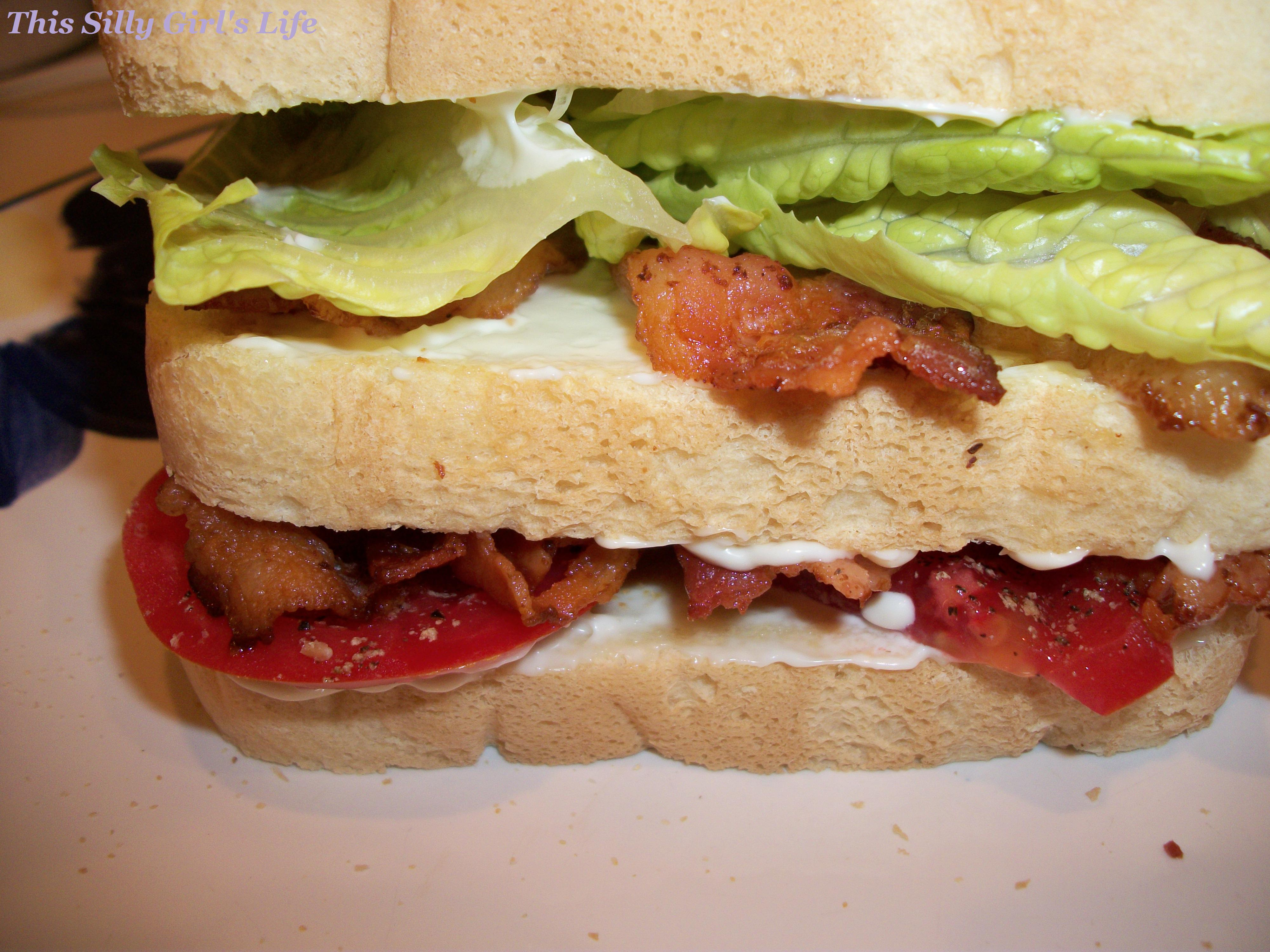 Double Decker BLT's