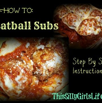How To: Meatball Subs