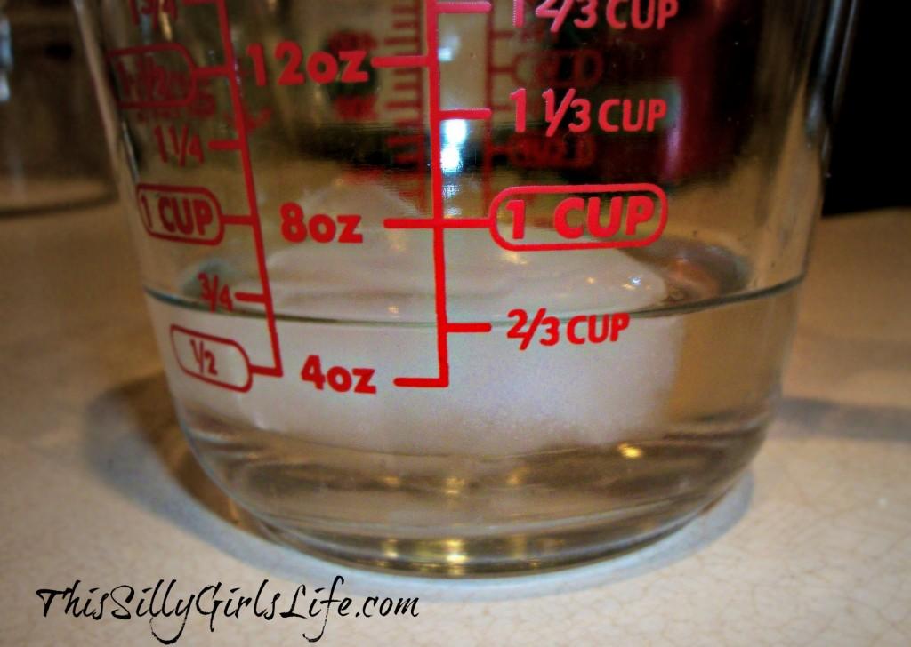 Tempura Batter Ice Water ThisSillyGirlsLife.com