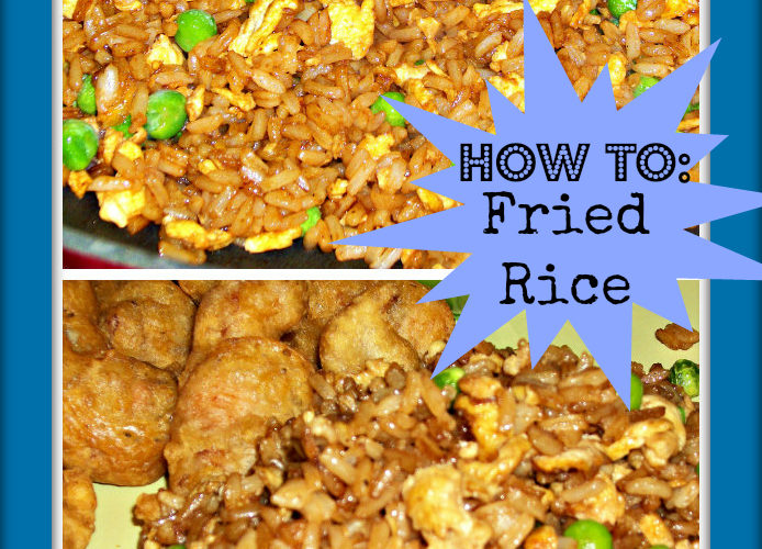 Fried Rice ThisSillyGirlsLife.com