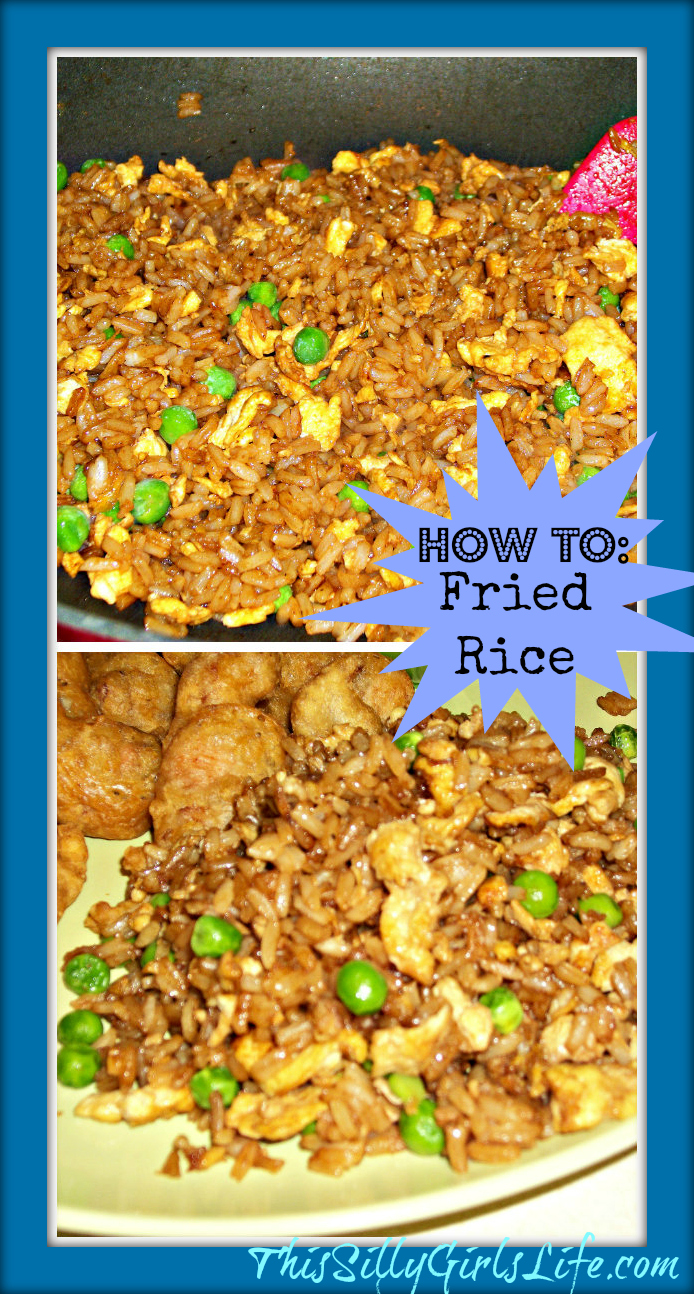 How To: Fried Rice
