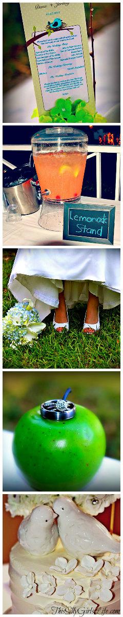 October Wedding ThisSillyGirlsLife.com