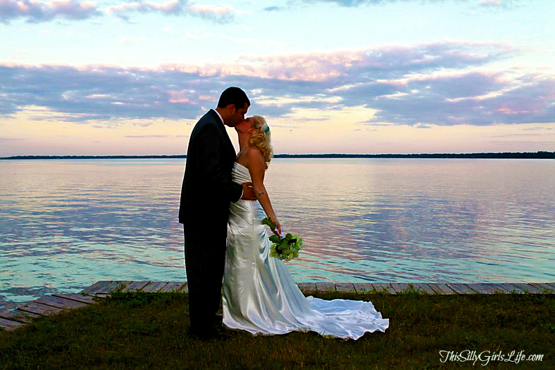 Wedding on St. Johns River