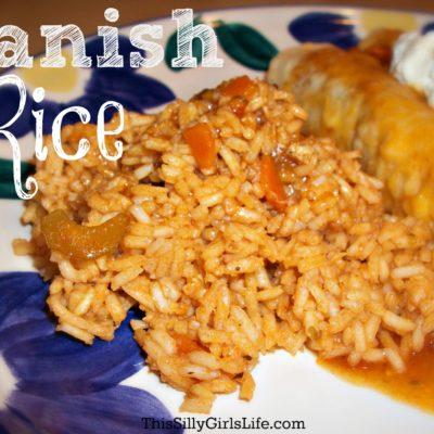 How To: Spanish Rice