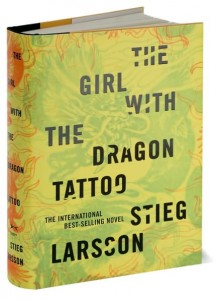The Girl with the Dragon Tattoo book review from https://ThisSillyGirlsLife.com