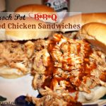 crock pot bbq pulled chicken