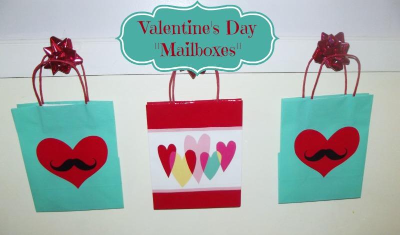 Valentine's Day Mailboxes