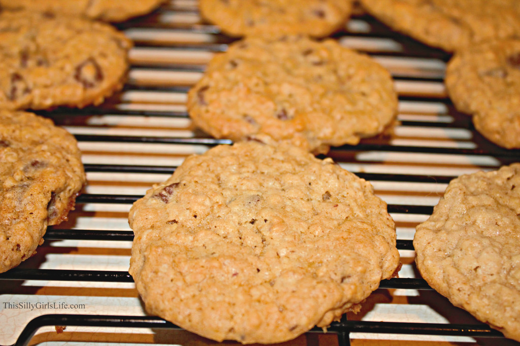 Oatmeal Chocolate Chip Cookies