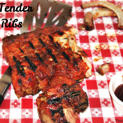 Extra Tender BBQ Ribs