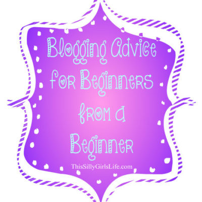 Blogging Advice for Beginners from a Beginner