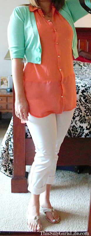 Outfit of the Day 7/16/2013