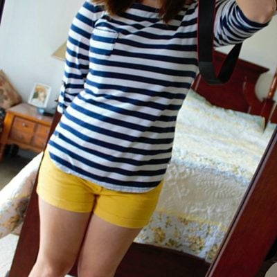 Casual Nautical Inspired Outfit