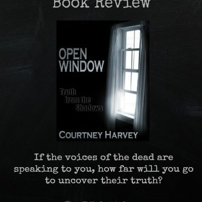 Book Review: Open Window: Truth from the Shadows by Courtney Harvey