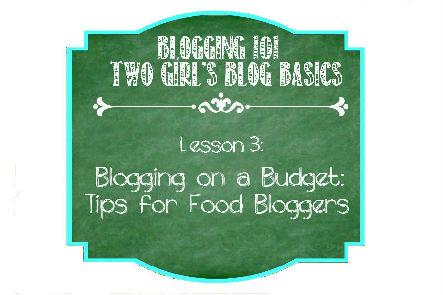 Tips for Blogging on a Budget {Part 2 for Food Bloggers} from https://ThisSillyGirlsLife.com #FoodBlogger #Budget #BlogOnaBudget