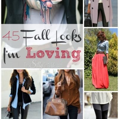 45 Fall Looks I'm Loving