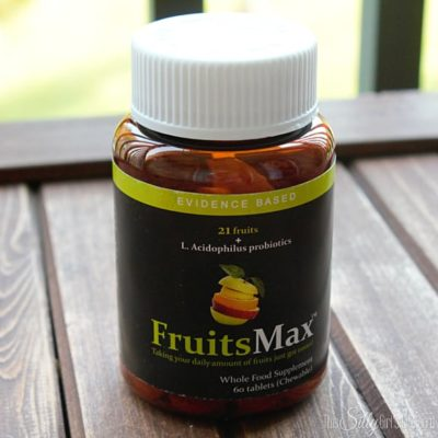 New Daily Ritual: FruitsMax Tablets