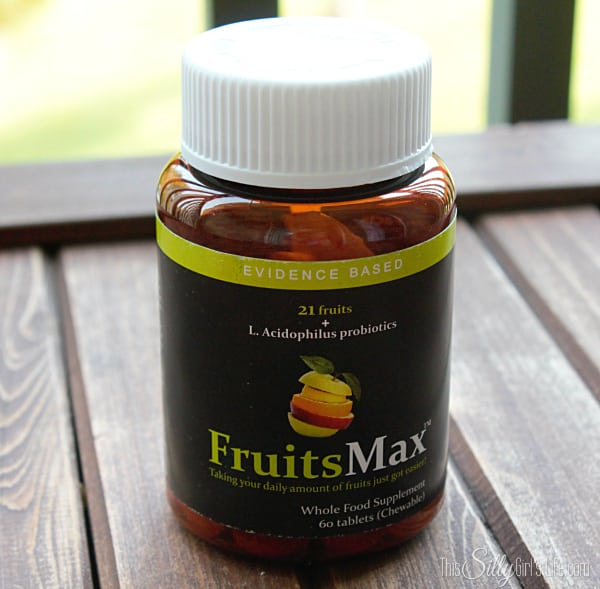New Daily Ritual: FruitsMax Tablets #fruitsmax #PMedia #ad