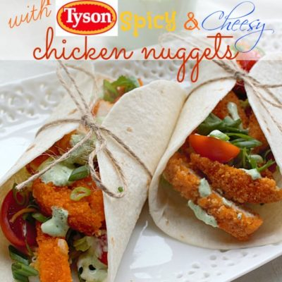 #ad Easy Dinner: Super Fast Taco Night with Tyson