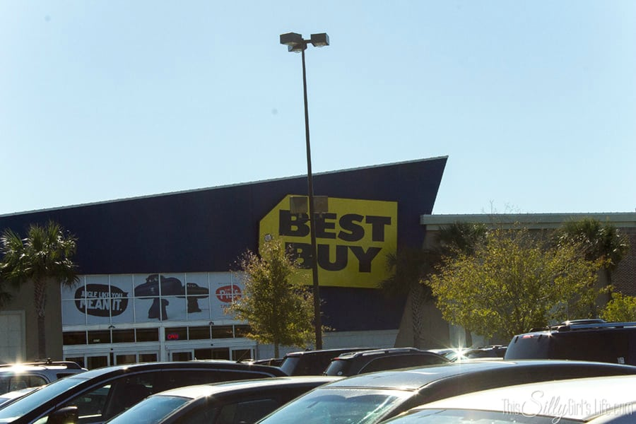 Christmas Surprise with my Best Buy Gift Gard! #OneBuyForAll #shop #cbias