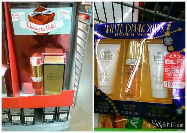 White Diamonds Elizabeth Taylor Fragrance Gift Set Now at WalMart #ScentSavings #shop #cbias
