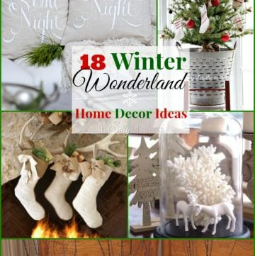 18 Winter Wonderland Home Decor Ideas