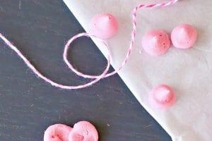Hearts & Kisses Cream Cheese Mints