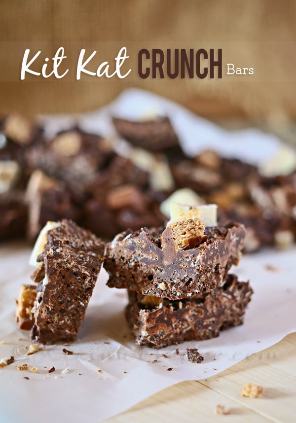 Kit Kat Crunch Bars