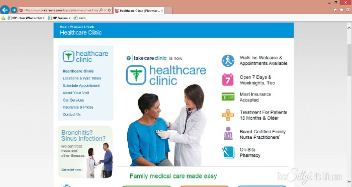 Healthcare Clinic Jacksonville: Save Time and Money! #HealthcareClinic #CollectiveBias #shop