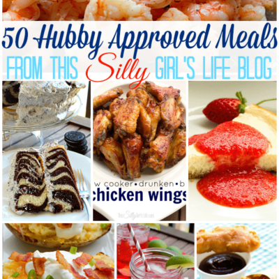 50 Hubby Approved Meals {The Weekly Round UP}