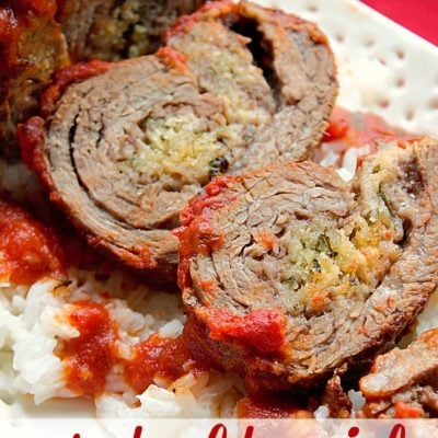 Easy Beef Braciole Recipe