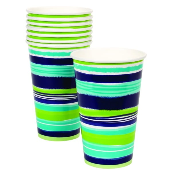Exciting New Dollar Tree Summer Tableware #ad #DTSummerFun