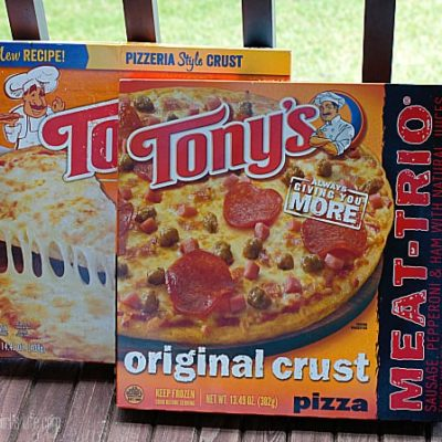 Movie Night with Tony's Pizza!