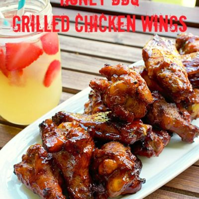 #ad Easy Grilling Ideas: Chicken Wings Two Ways