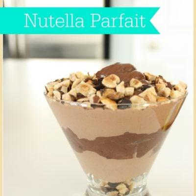 Nutella Parfait