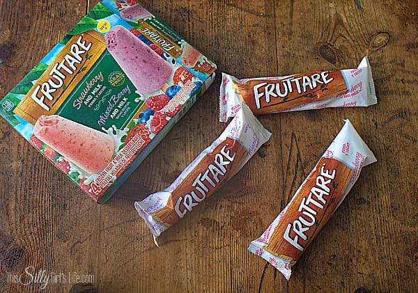 Savor the Last Weeks of Summer with Fruttare #itsallgood #sponsor