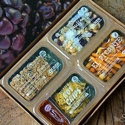 Get Your Snack on with Graze