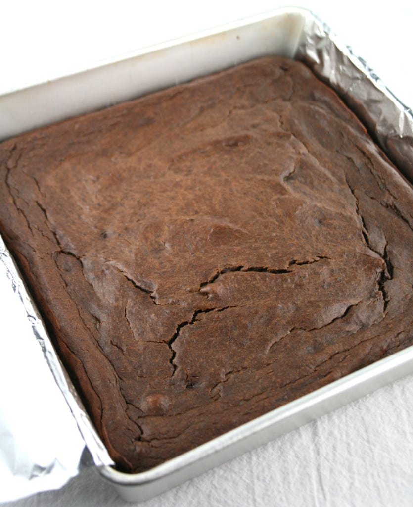 Fudgy Flourless Nutella® Brownies, the name says it all.. WOW!