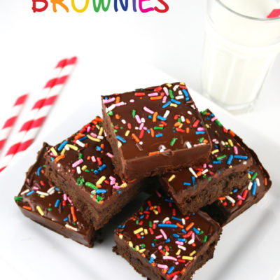 Fudgy Flourless Nutella Brownies {contributor Lise}