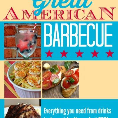 Great American Barbeque and $130 Giveaway