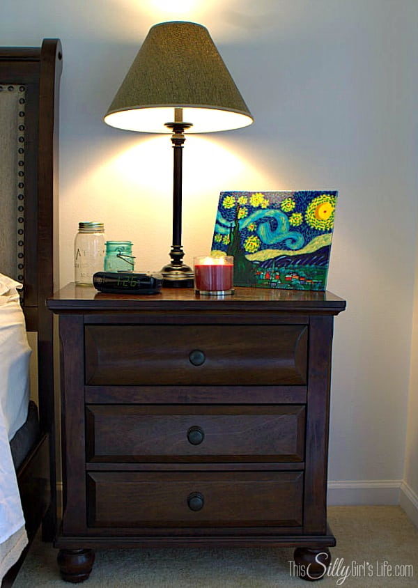 Mini Master Bedroom Tour #HomeDecor