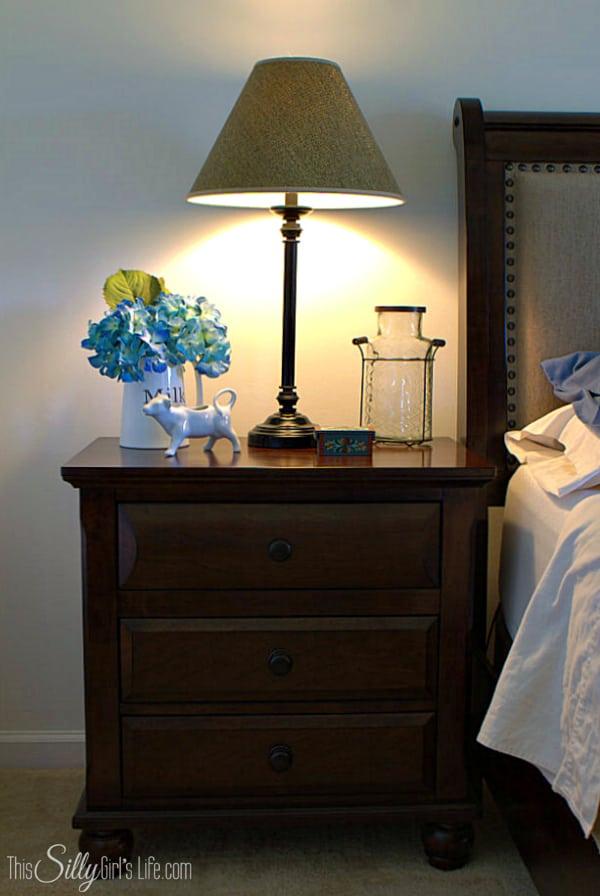 Mini Master Bedroom Tour #HomeDecor