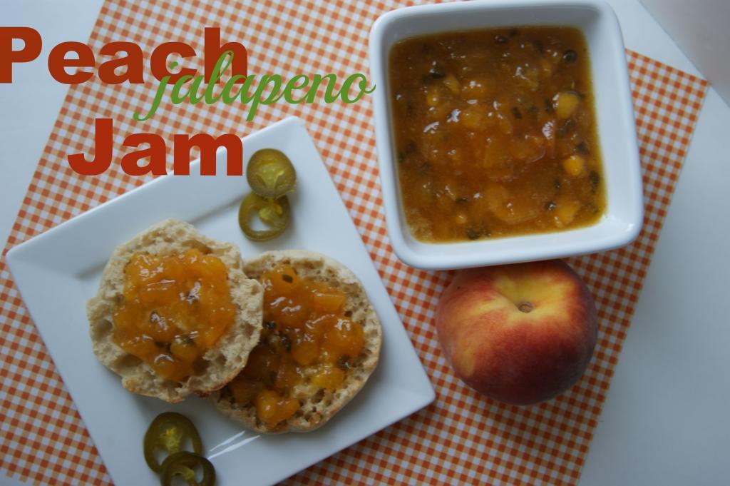 Peach Jalapeno Jam {contributor Mellisa} - This Silly Girl's Life