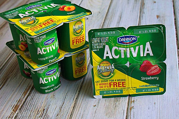 Take the Activia Challenge with Me plus Giveaway! #ActiviaChallenge