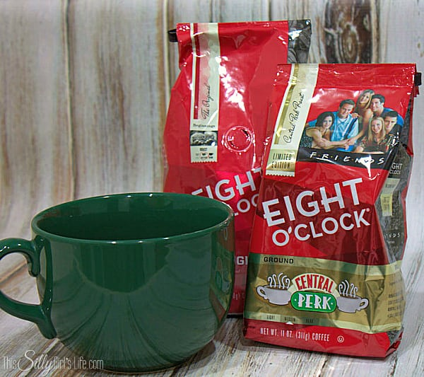 Celebrate Friends 20th Anniversary with Central Perk Roast #8OClockCoffee #Friends20 #ad