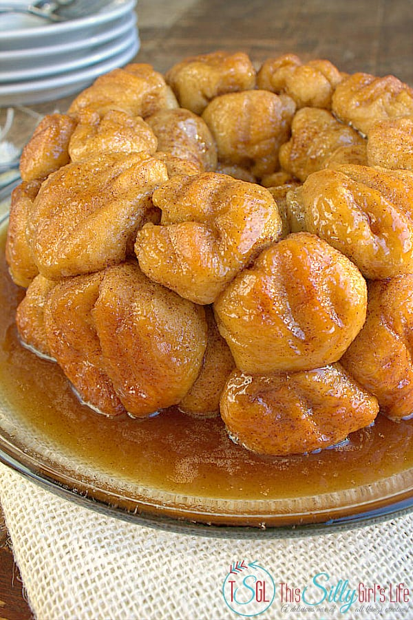 Monkey Bread Recipe With Biscuits And Cream Cheese And Chocolate