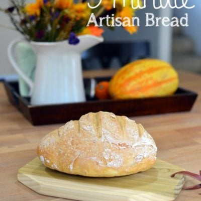 Easy 5 Minute Artisan Bread