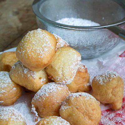 Deep Fried Twinkies Bites