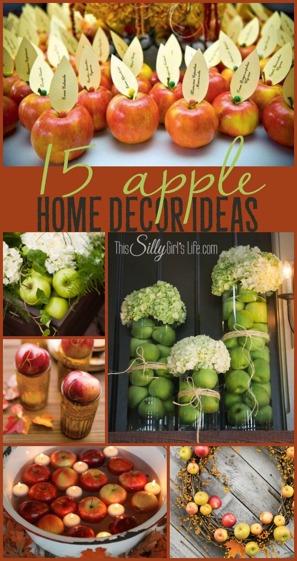 15 Apple Home Decor Ideas - This Silly Girl\'s Kitchen